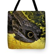 Butterfly Reflections Tote Bag
