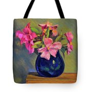 Butterfly Roses Tote Bag