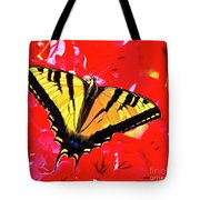 Butterfly Series #11 Tote Bag
