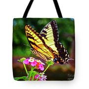 Butterfly Series #8 Tote Bag