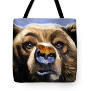 Butterfly Surprise Tote Bag