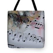 Butterfly Symphony Tote Bag