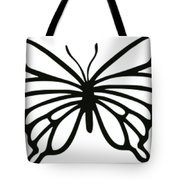 Butterfly Trio  Tote Bag