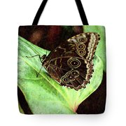 Butterfly Walk Tote Bag