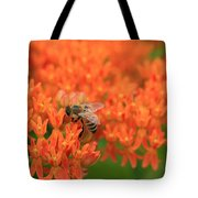 Butterfly Weed Heaven Tote Bag