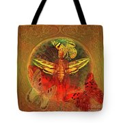 Butterflyman Solarlife Tote Bag