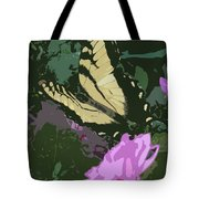 Butterfly's Delight Tote Bag
