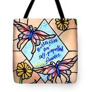 Butterflywhispers1 Tote Bag