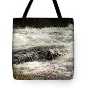 Buttermilk Falls Bubbles Tote Bag