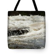 Buttermilk Falls Froth Tote Bag