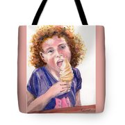 Butterscotch Treat Tote Bag