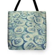 Button Seas Tote Bag