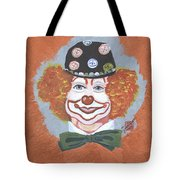 Buttons The Clown Tote Bag