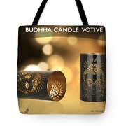 Buy Attractive Buddha Candle Votive From Rustik Craft  Tote Bag