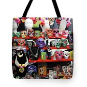 Buy From Me Day Of The Dead  Tote Bag