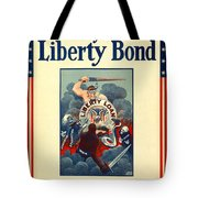 Buy Liberty Bonds Tote Bag