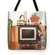 Buy Miniature Wood Cook Stoves Online Tote Bag