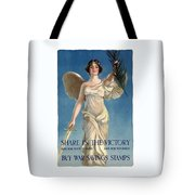 Buy War Savings Stamps Tote Bag by War Is Hell Store