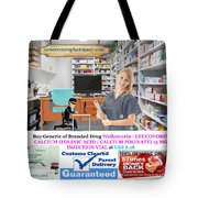 Buy Wellcovorin Tote Bag