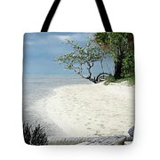 Buye Beach Tote Bag