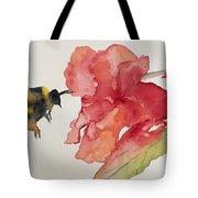 Buzz Bee Tote Bag