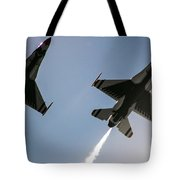 Buzz The Crowd Tote Bag