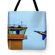 Buzz The Tower Tote Bag