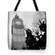 Bw Big Ben London 2 Tote Bag