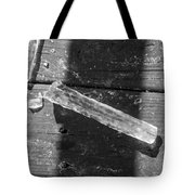 Bw Fallen Icicle Tote Bag