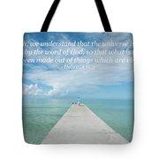 By Faith Tote Bag