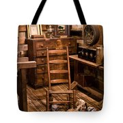 By-gone Days Tote Bag