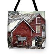 By-gones Tote Bag