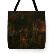 By Hammer And Hand All Arts Doth Stand Tote Bag