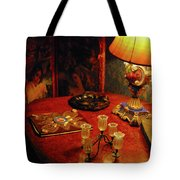 By Lamplight Tote Bag