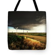 By Road, By Rail, Or By God Tote Bag
