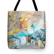 By Teruel Spain 03 Tote Bag
