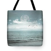 By The Blue Tote Bag