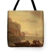 By The Coast Tote Bag