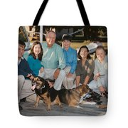 By The Dock Tote Bag
