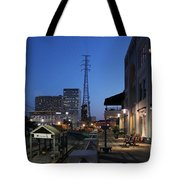 By The Docks Tote Bag
