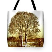 By The Lake Tote Bag