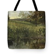 By The Riverbank, 1869 Tote Bag