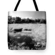 By The Road In Summer Two  Tote Bag