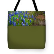 Hill Country Yucca Tote Bag