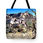 By The Rocks Tote Bag