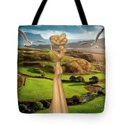 By The Sea 24 Tote Bag