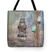 By The Sea In Color Tote Bag