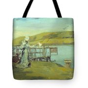 By The Sea Swanage Tote Bag