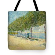 By The Seine Tote Bag