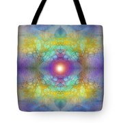 By The Tarnished Light Of The Moon Tote Bag